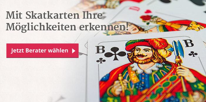 Kartenleger wählen