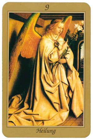 Kartenlegen mit Engelkarten