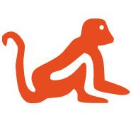 Tierkreiszeichen Affe