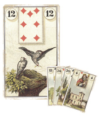 Lenormand Kombination 12