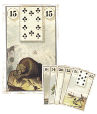 Lenormand Kombination 15