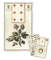 Lenormand Kombination 2