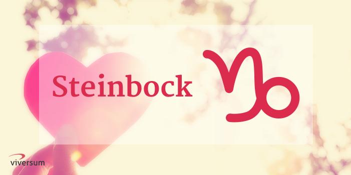 Liebeshoroskop Steinbock