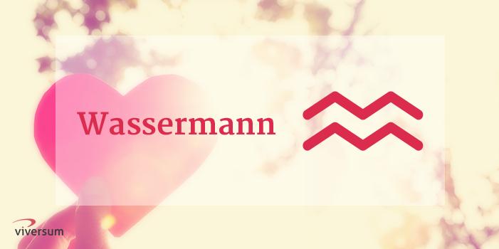 Liebeshoroskop Wassermann