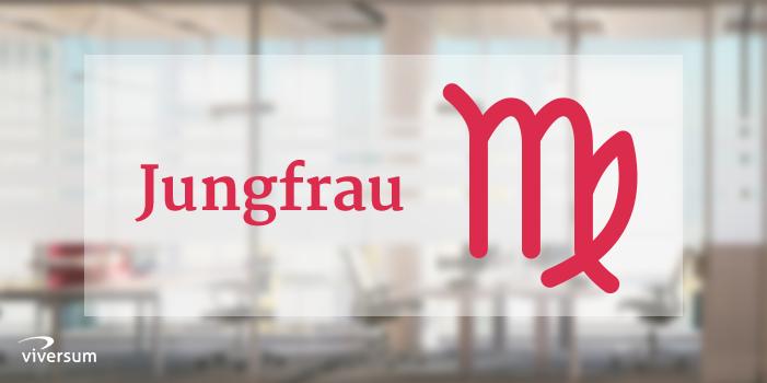 Berufshoroskop 2019 Jungfrau