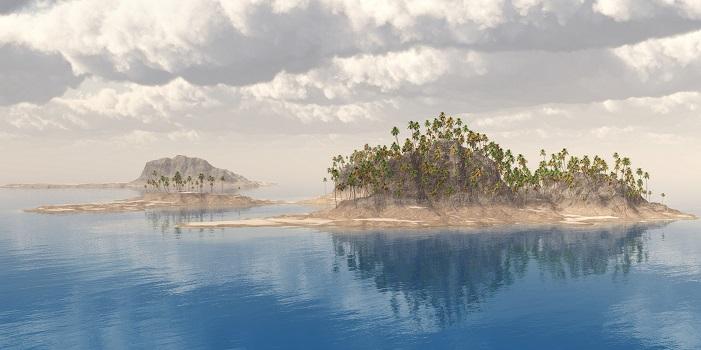 Traumdeutung Insel