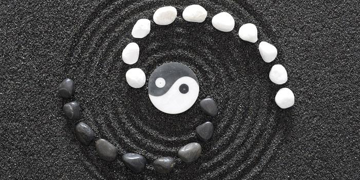 Traumdeutung Yin Yang