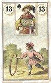 Kartenlegen mit Lenormandkarten - Teil 2