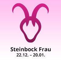 steinbock frau single horoskop)