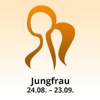 Sternzeichen Jungfrau: 24.8. bis 23.9.