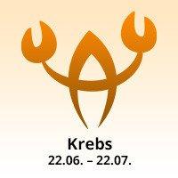 Sternzeichen Krebs: 22.6. bis 22.7.